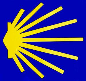 """Logo """"Jakobsweg"""""""