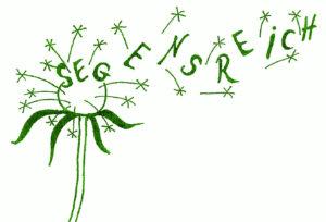 """Logo """"Segensreich"""""""