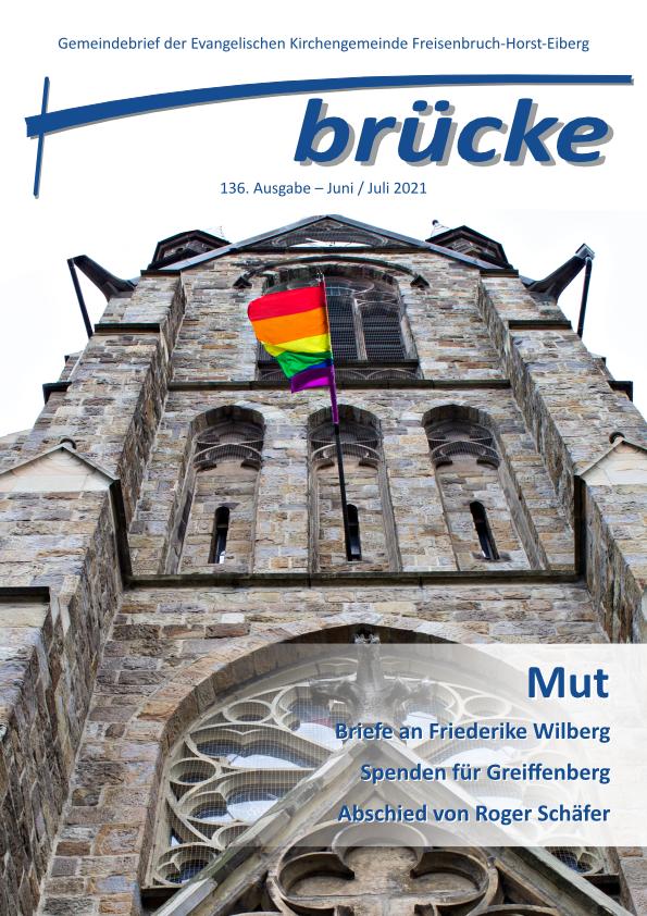 Titelbild Ausgabe Juni und Juli 2021 - Herunterladen durch Klick